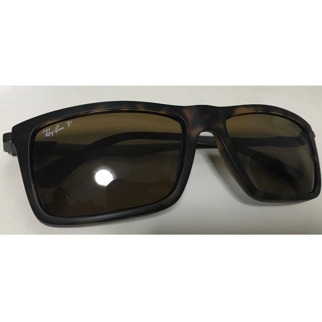 bfdd2611749 Sunglass Ray-Ban RB4214 with Premium Cover