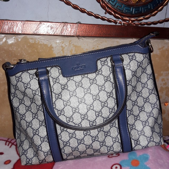 Tas tote and slingbag