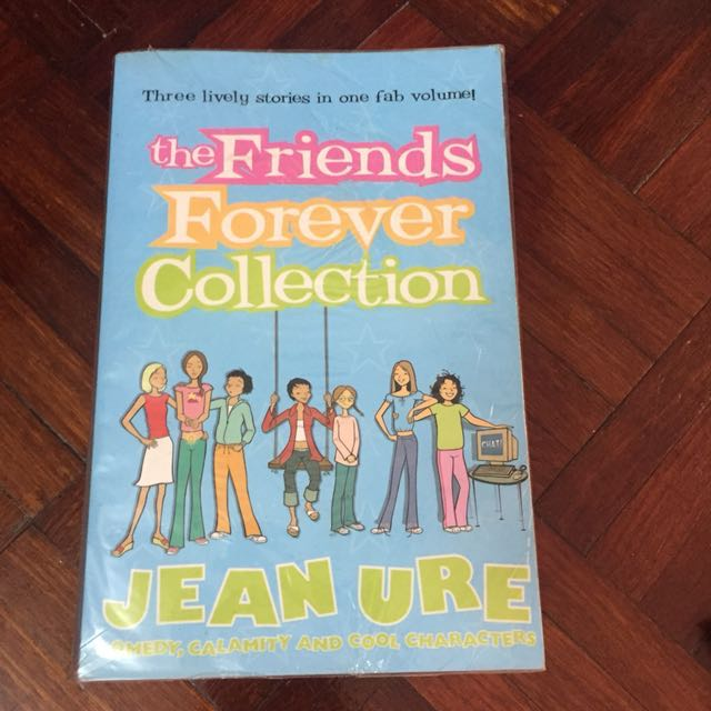 The Friends Forever Collection by Jean Ure #Bajet20
