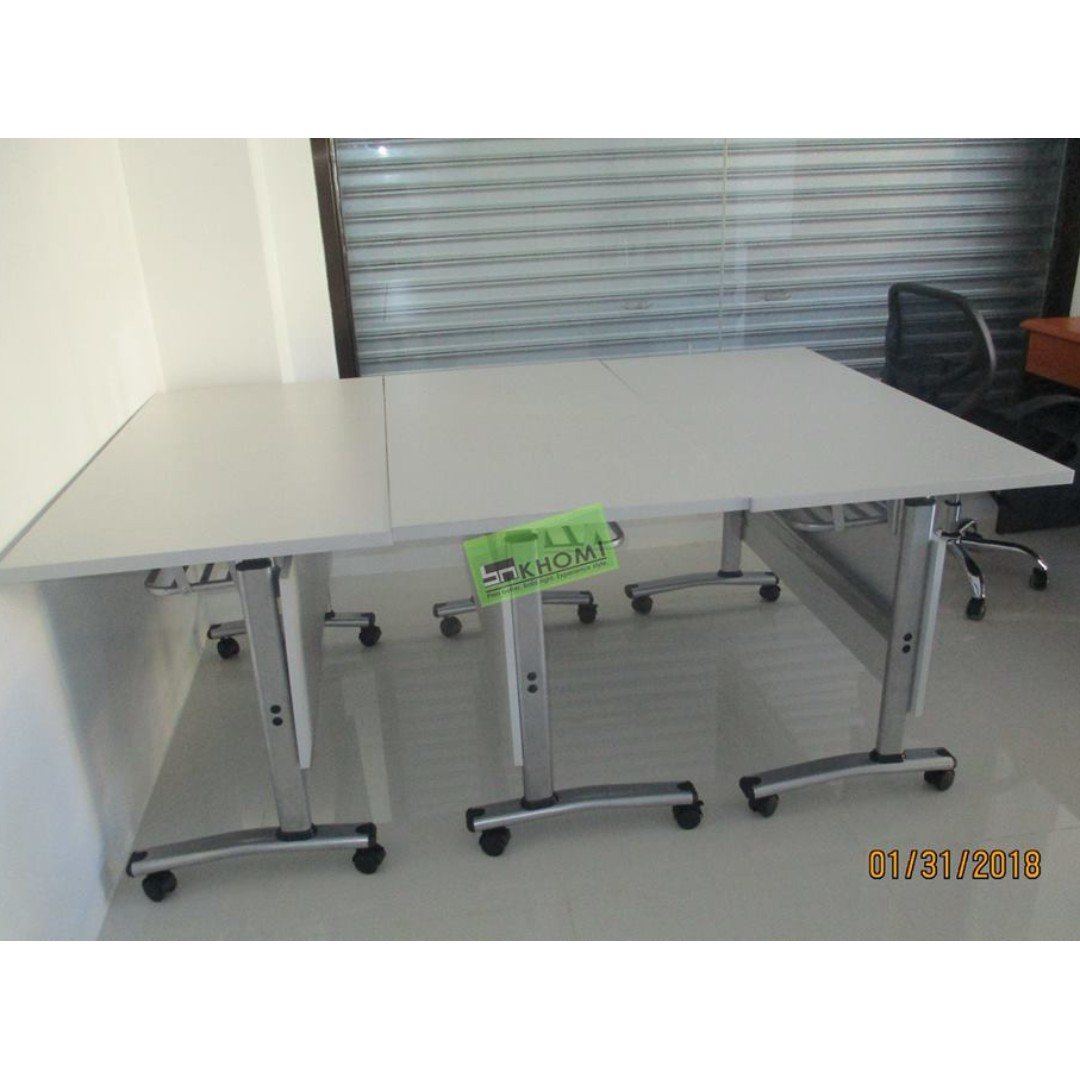 Training Table__Office Furniture-Office Partition**KHOMI**