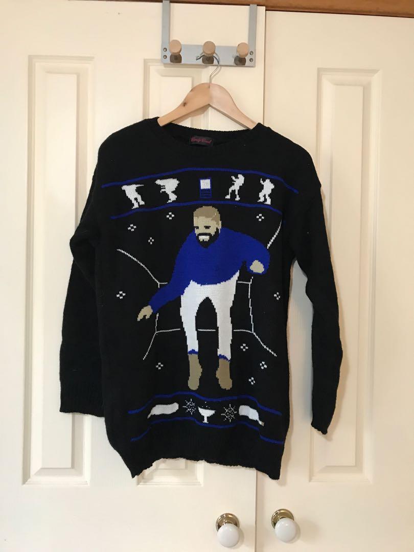 Ugly drake oversized sweater