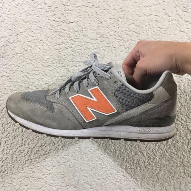 (Used) new balance 996 灰色 us9