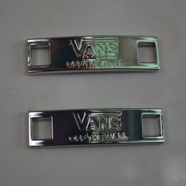 VANS Metal Plate