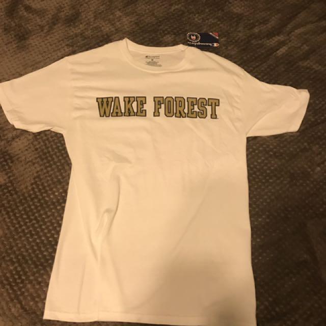 Wake Forrest University Shirt