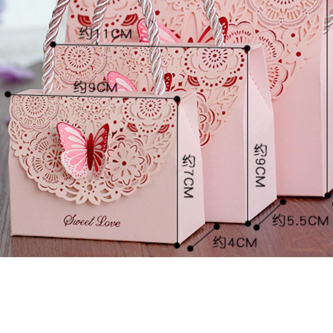 Wedding Favors/ Berkat /Solemnisation, Design & Craft, Others on ...