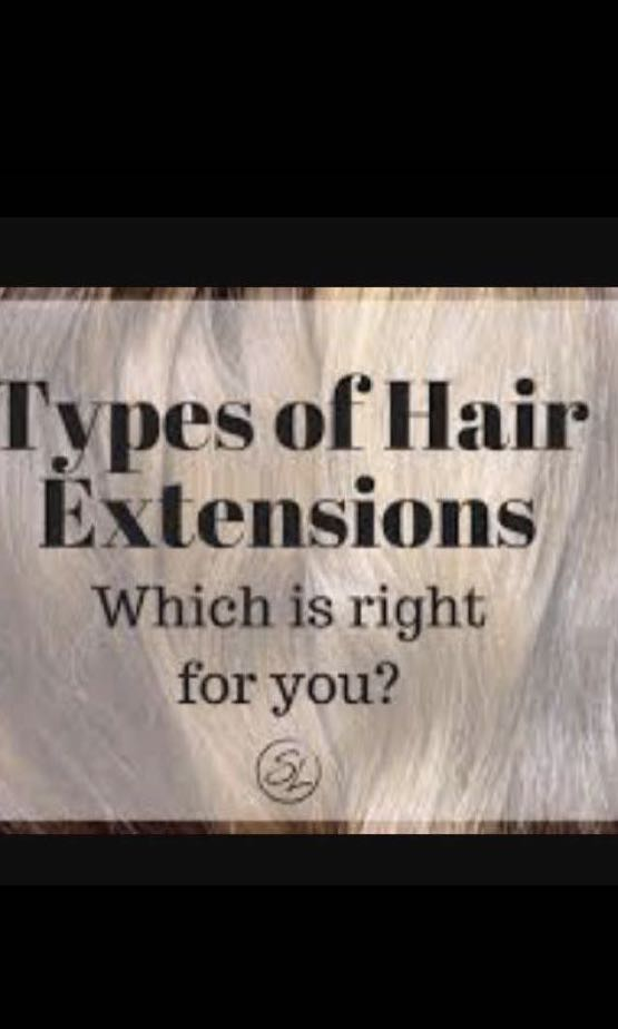 WHAT EXTENSIONS ARE BEST FOR ME?