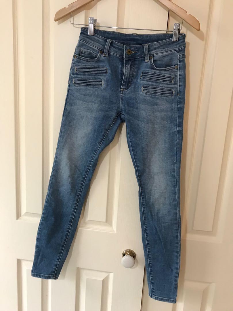 Witchery Jeans - size 6