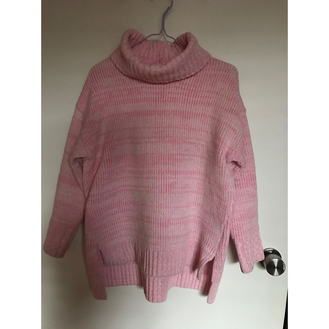 WTS Winter Pink Jumper