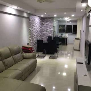 Common room with private bathroom near bedok mrt/ Prefer single female