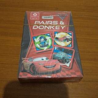Cars Card Edukasi