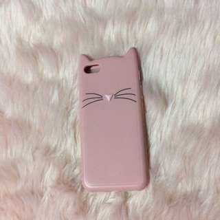 cute cat iphone 5s/5/SE case