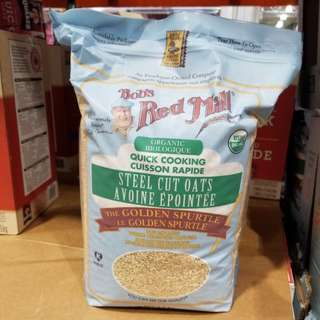 Bob's Red Mill | STEEL CUT OATS