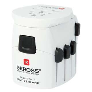 SKROSS Pro Universal Adapter