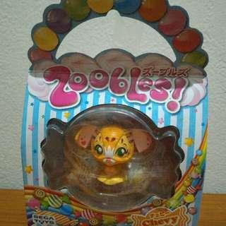Mainan Pop Up Zoobles