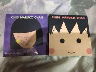 小丸子memo pad 全新購自日本