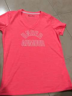 Under armour ladies top