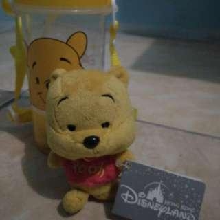 Tempat minum Winnie The Pooh