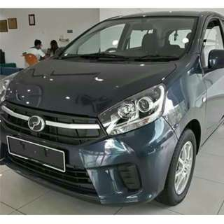 2018 Perodua Axia 1.0 G ,March discount RM2000,for now only RM33,000.