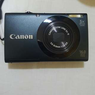 Digital touch screen Canon Cam
