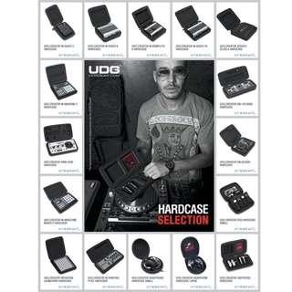 UDG DJ GADGETS HARDCASE fr $20