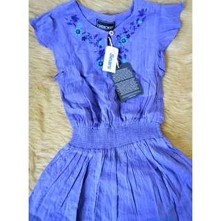 cherokee dress for kids