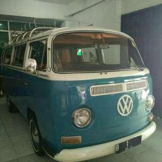 Vw Combi 1969