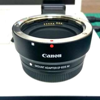 CANON EF - EF M ADAPTER