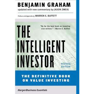 The Intelligent Investor - by Benjamin Graham, Jason Zweig, Warren Buffett