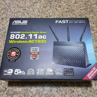ASUS Dual-band Router RT-AC68U