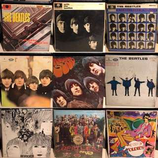 Old Records / Vinyl for Sale