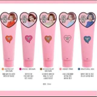 [3CE] Treatment Hair Tint