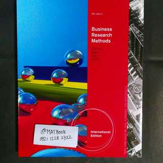 Business Research Methods 9ed
