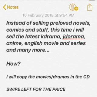 Copy Kdrama, Jdorama, English Movies/Netflix series, Anime