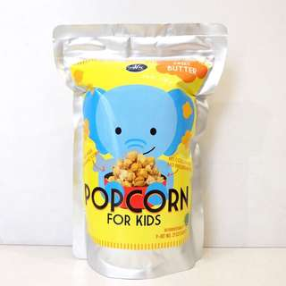 abe food caramello popcorn for kids