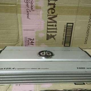 Db drive 4 channel amplifier