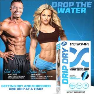 Magnum Nutraceuticals (DROP THE WATER)