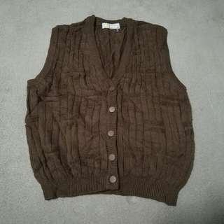 AQUASCUTUM Knitted Vest