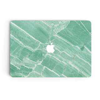 Turqoise Marble Macbook Skin Decal Sticker INSTOCK