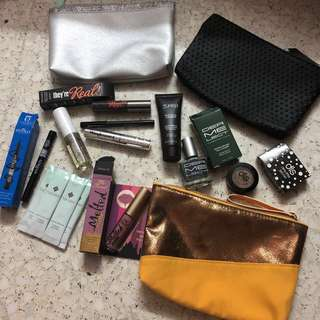 BN travel size Cosmetics and makeup