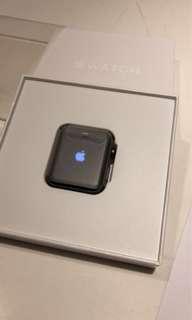 Apple Watch Nike+ Series 2 42mm Space Grey