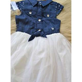 guess dress for kids
