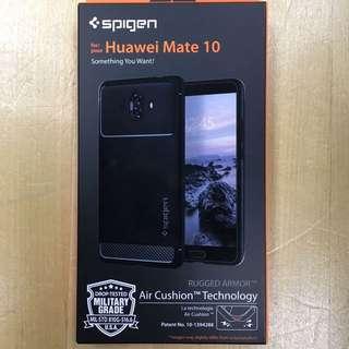 (Mate 10) Spigen Rugged Armor for Huawei Mate 10