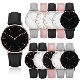 Daniel Wellington Inspired Wristwatch