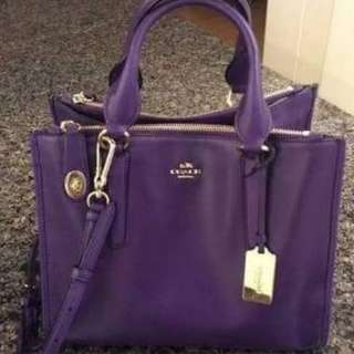 AUTHENTIC COACH CROSBY CARYALL LARGE TOTE