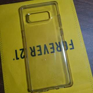 Spigen Liquid Crystal for Samsung Note 8