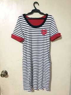 PLAY Stripes Dress