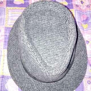 Grey Cowboy Hat - REPRICE