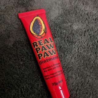 Real Pawpaw Ointment 25g