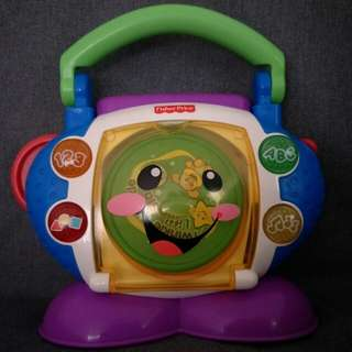 Fisher Price Toy- Musical Radio
