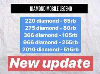 Mobile Legends Diamond